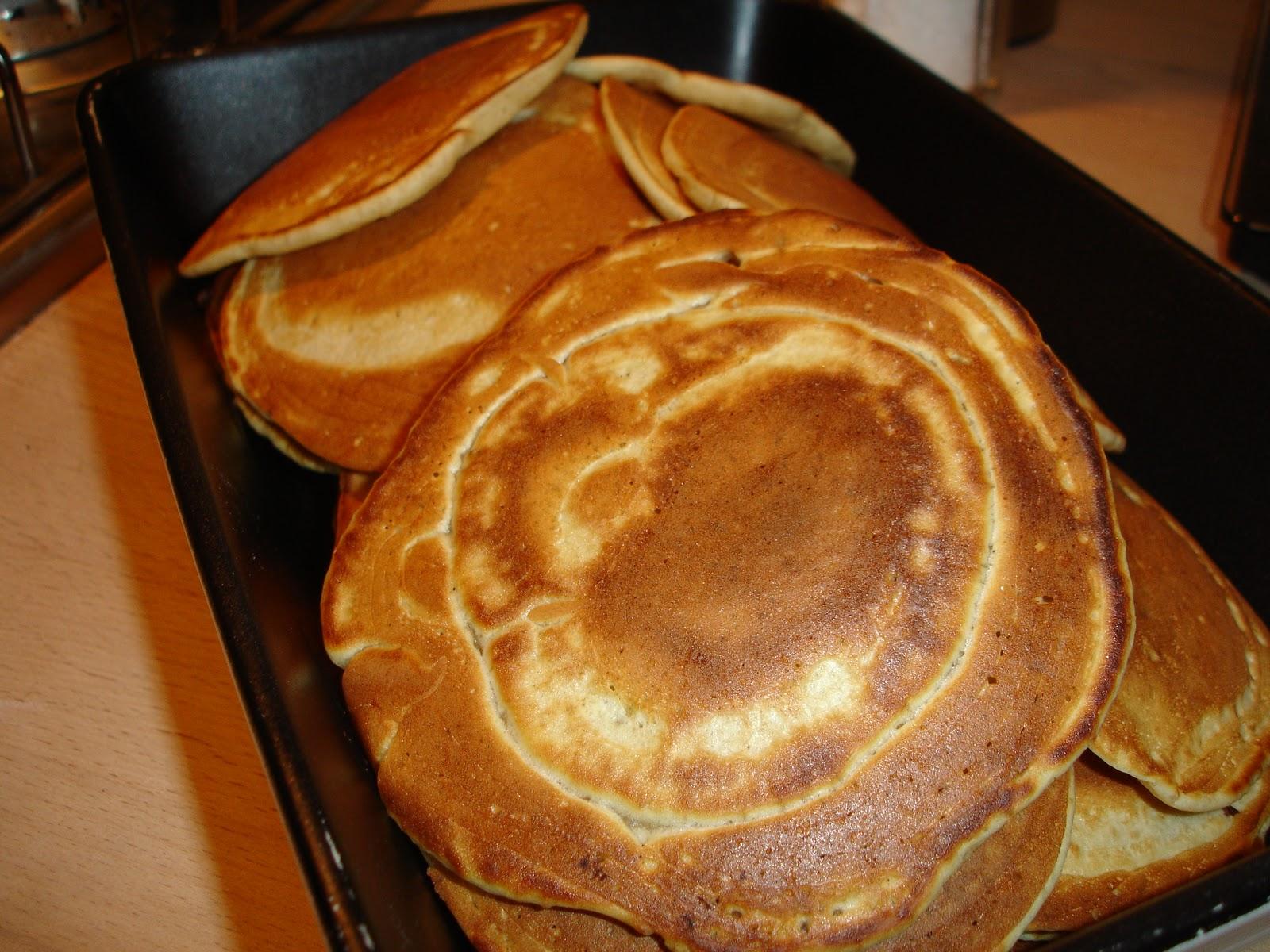 brunch pandekager opskrift