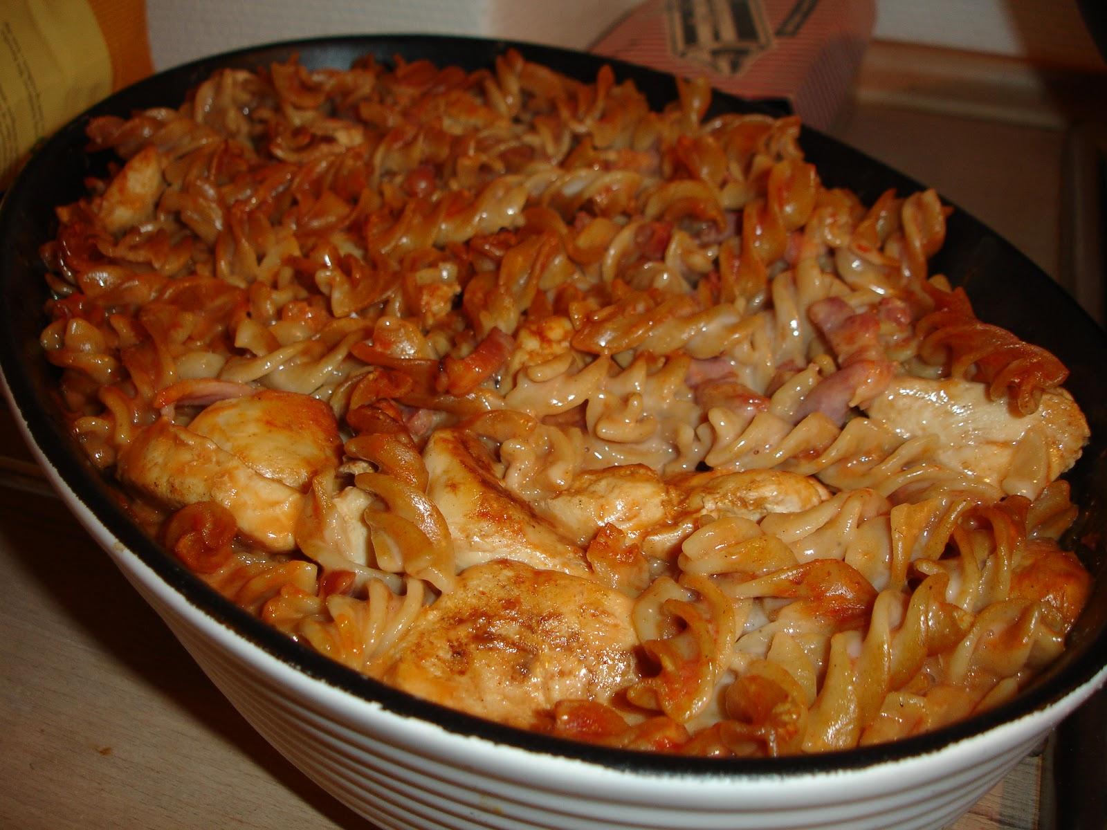 kyllingegryde med tomat
