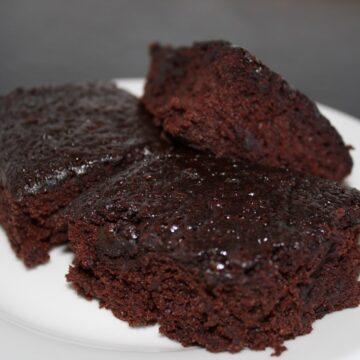 l c akkerchokoladekage
