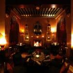 Skøn middag på Palais Jad Mahal i Marrakech