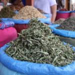 På marked i Marrakech