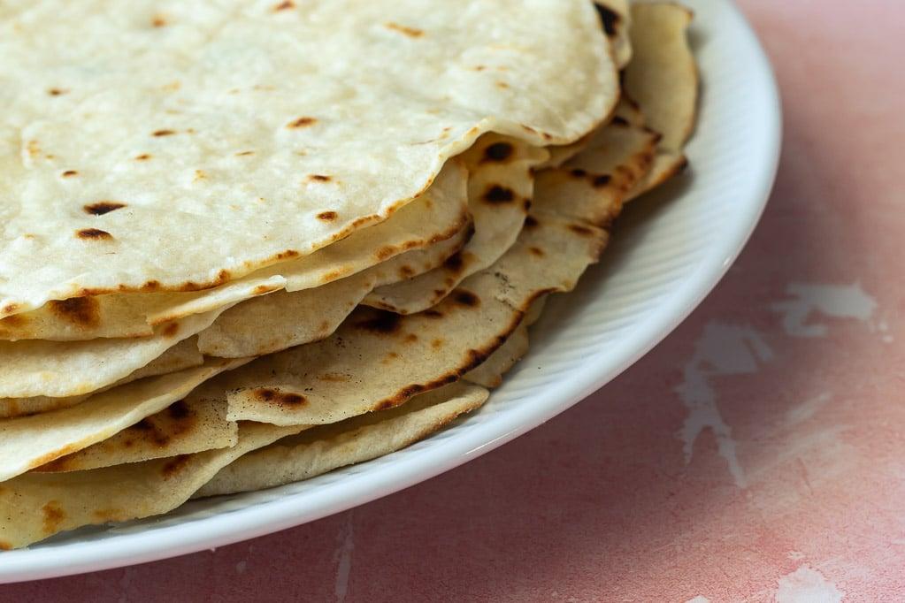 Tortilla wraps tortillapandekager