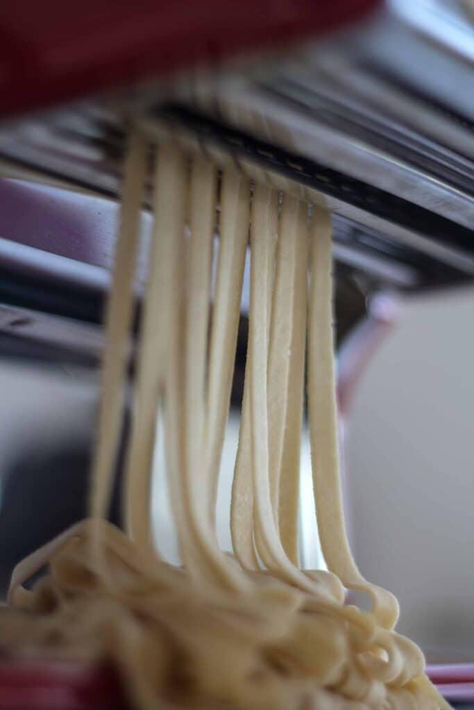 Hjemmelavet pasta
