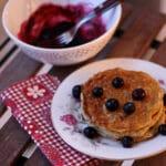 Havrepandekager med banan – uden mel og æg