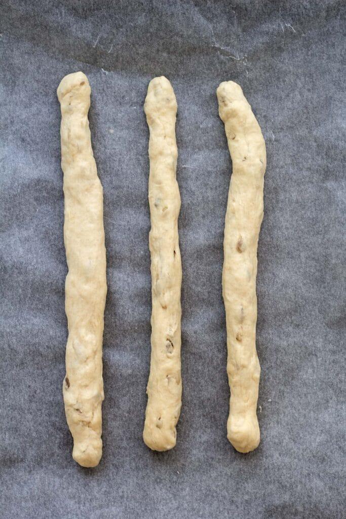 Flettede flutes