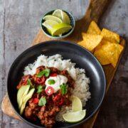 Chili con Carne x