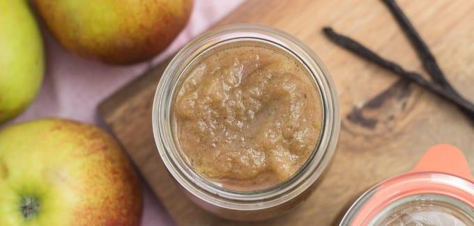 Æble/rabarber marmelade