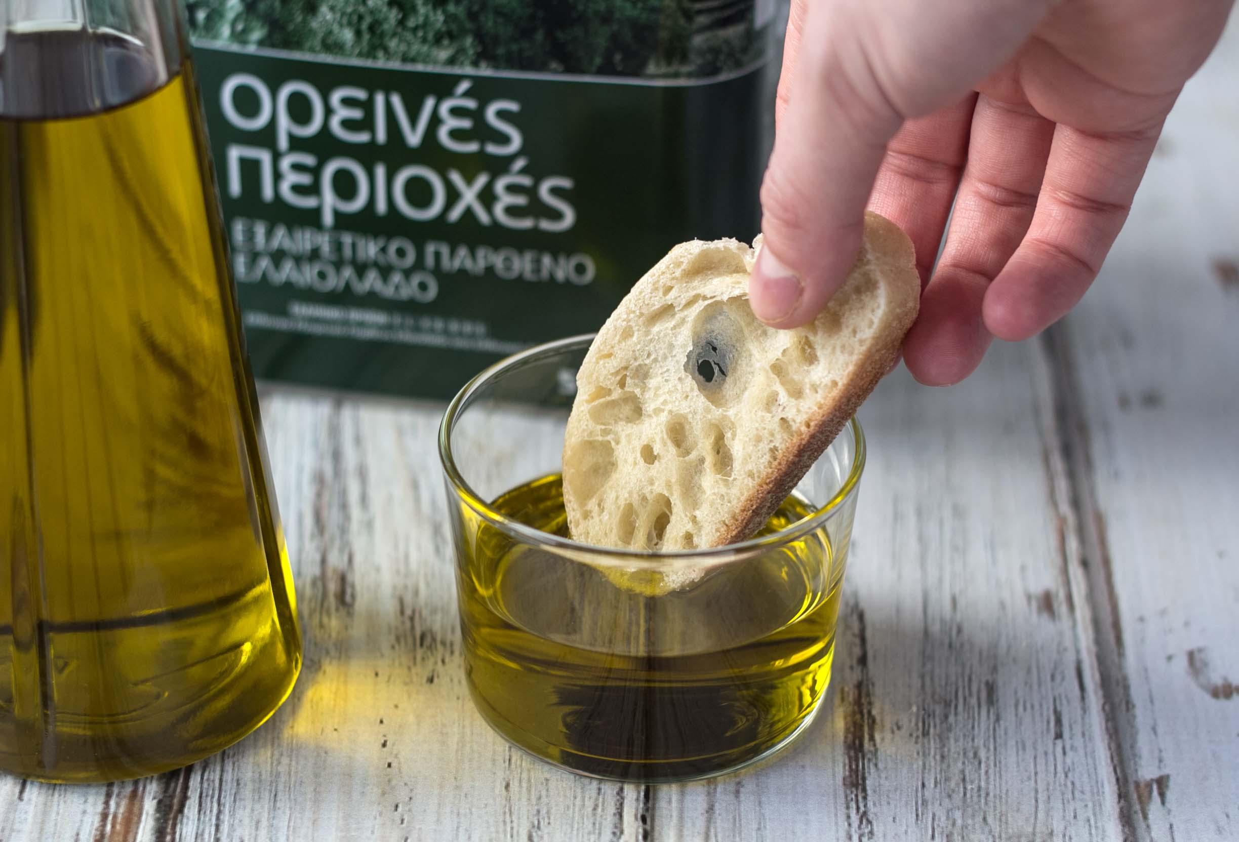 Olivenolie - umættet fedt