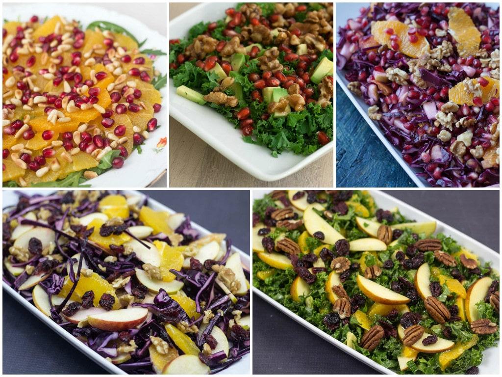 Salater til juleaften