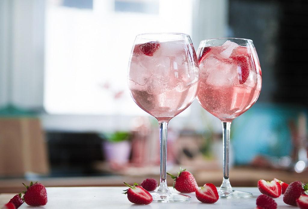 Gordons Premium Pink Gin i Danmark - Konkurrence! [AFSLUTTET]