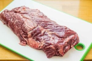 Bouef Onglet sous vide