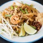 Pad Thai med rejer