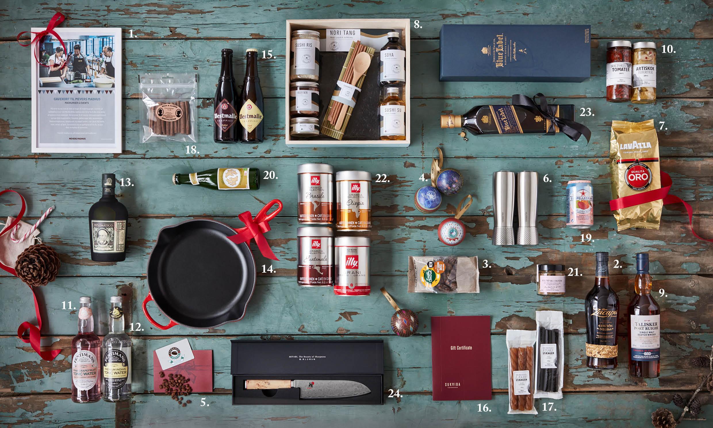 Copenhagen Foods årlige pakkekalender