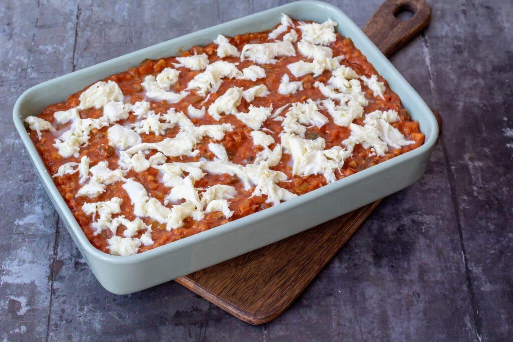 klimavenlig opskrift på lasagne