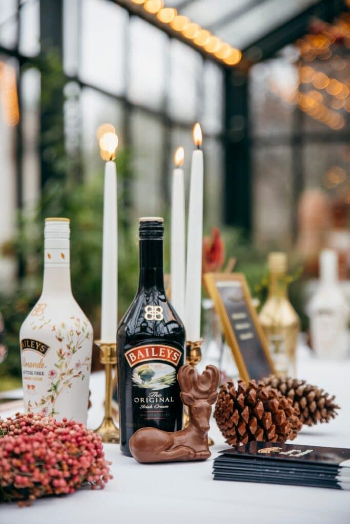 Baileys Treatmas Bar Baileys Reindeer event