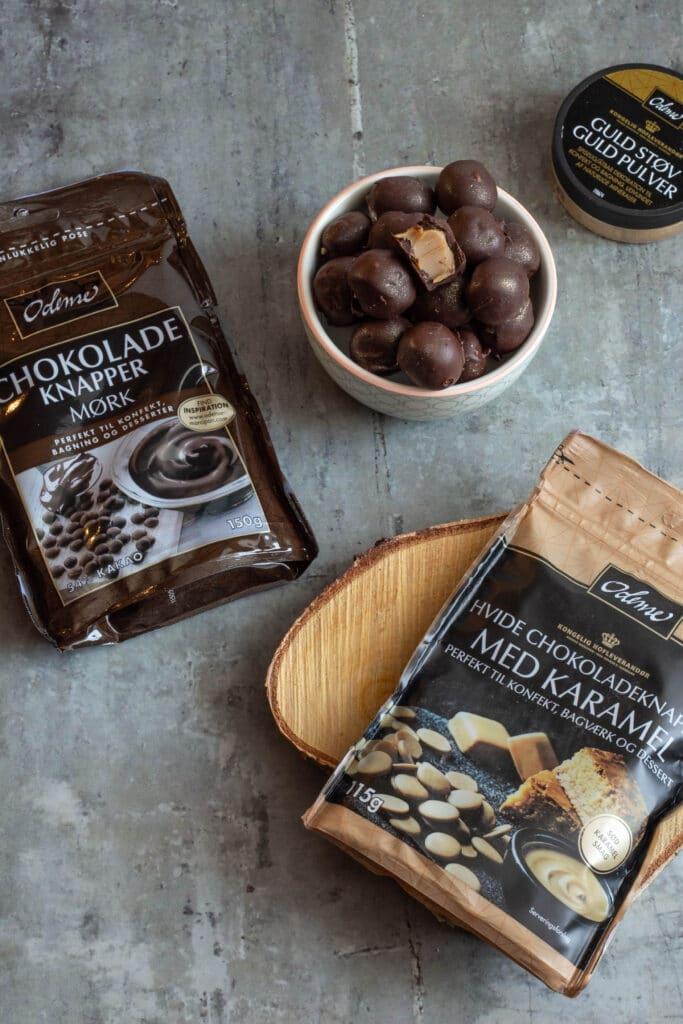 Karamelchokolade Odense