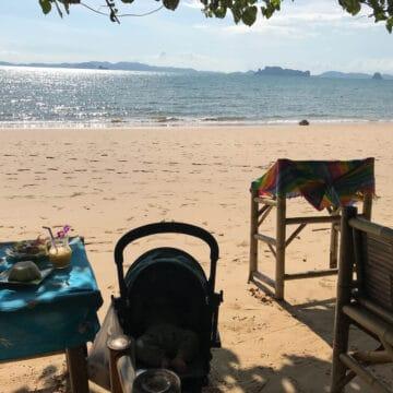 Barselsferie i Thailand