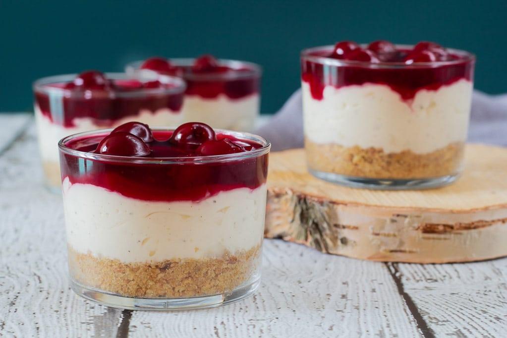 Cheesecake ala mande