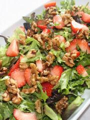 jordbærsalat