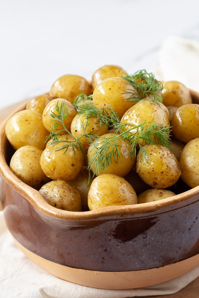 Kogte nye kartofler