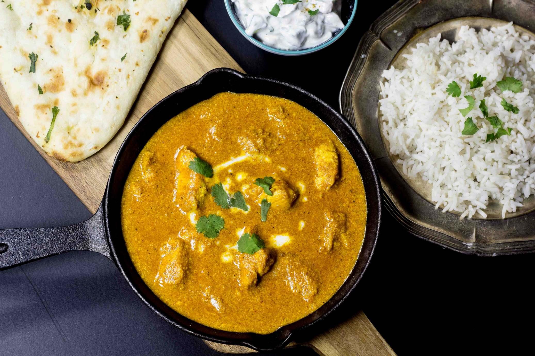 Butter Chicken Murgh makhani